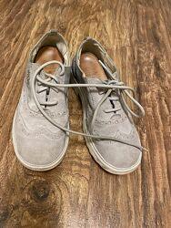 Туфли Окфорды 34 размер девочке Geox