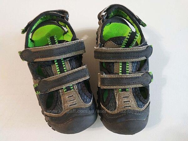 Фирменные немецкие сандалии, босоножки Bobbi Shoes, 30 размер