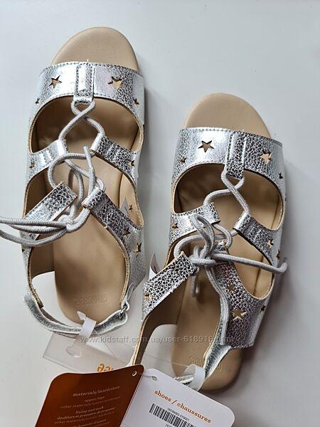 Босоножки Джимбори Gymboree Lace-up Star Sandals