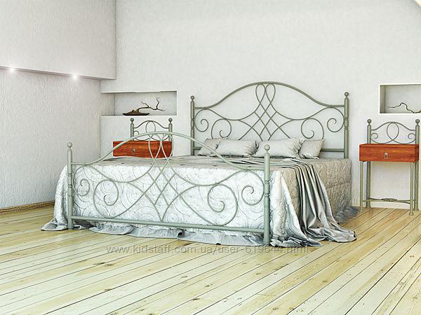Изысканные металлические кровати Bella Letto. Доставка Бесплатно.