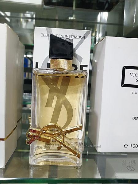 Yves saint laurent libre парфюмированная вода, тестер, 90 мл