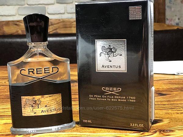 Creed aventus - парфюмированная вода , мужская крид авентус духи 100ml
