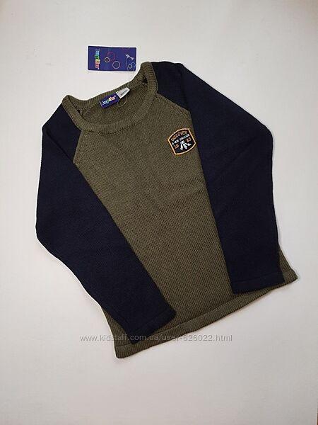 Свитер джемпер кофта на мальчика 98-104 Lupilu светр на хлопчика