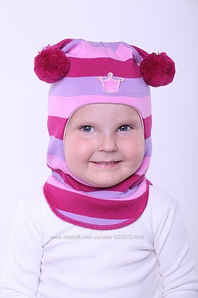 Распродажа. Яркие и красивые демисезонные шлемы Beezy. Белочка, 2 размер