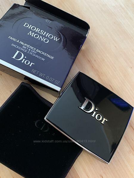Тени для век Dior mono 477