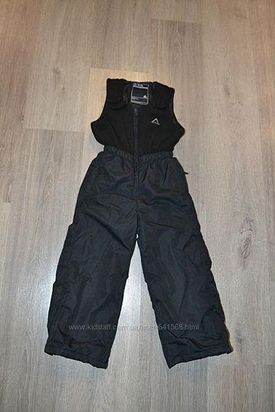 Зимний полукомбинезон-штаны ф. Regatta р. 3-4 года 104 см