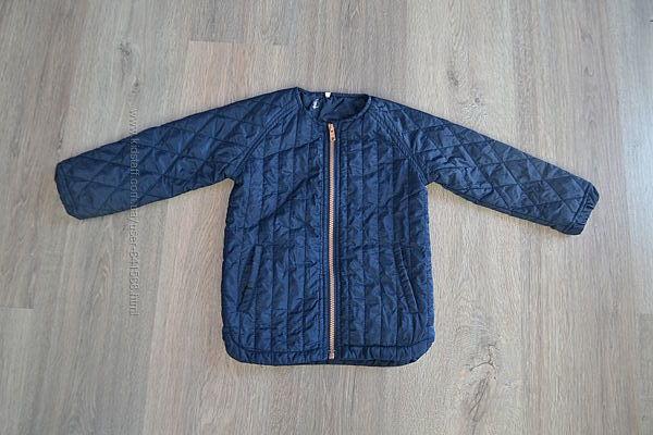 Деми куртка на синтепоне ф. Name it р. 98 см 2-3 года