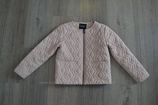 Крутая деми куртка на синтепоне ф. Name it р. 6-7 лет 122 см как новая
