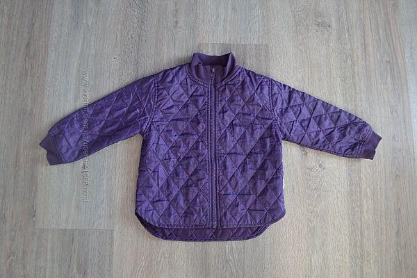 Деми куртка на синтепоне ф. Name it р. 92 см 1,5 -2 года