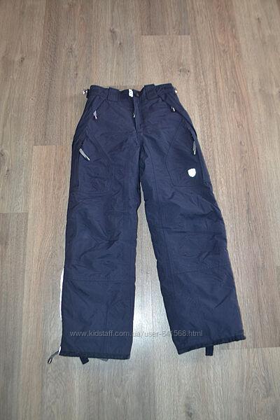 Лыжные зимние штаны ф. TCM Tchibo р. 134-140 см 8-10 лет