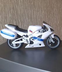 Модель Мотоцикл милиция полиция