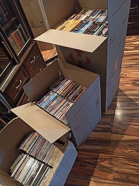 80кг 1700 фильмов на DVD-дисках и dvd-медиаплеер