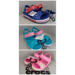 Crocs Kids Bayaband Sandal детские сандалии крокс. Оригинал