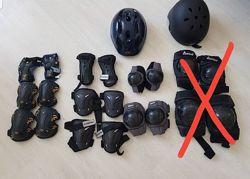 Защита, шлемы для активного спорта
