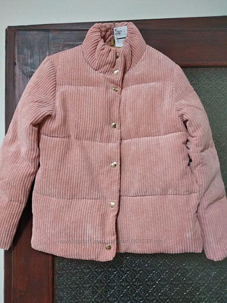 Модняві куртки для дівчаток. Ріст 140,152,158,164.