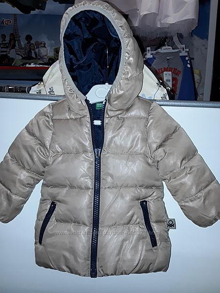 Куртка демисезон на рост 74-80, идеальном состоянии