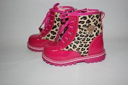 Распродажа Зимние ботинки для девочки. Зимові черевики р. 22, 23, 24, 25, 2