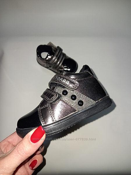 Демисезонные ботинки для девочки бренда jong golf рр.20 21 22 23 24