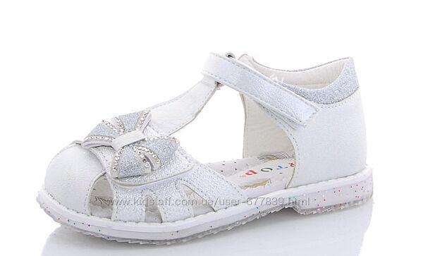 Босоножки сандалии для девочки тм y. top рр. 26 27 28 29 30 31