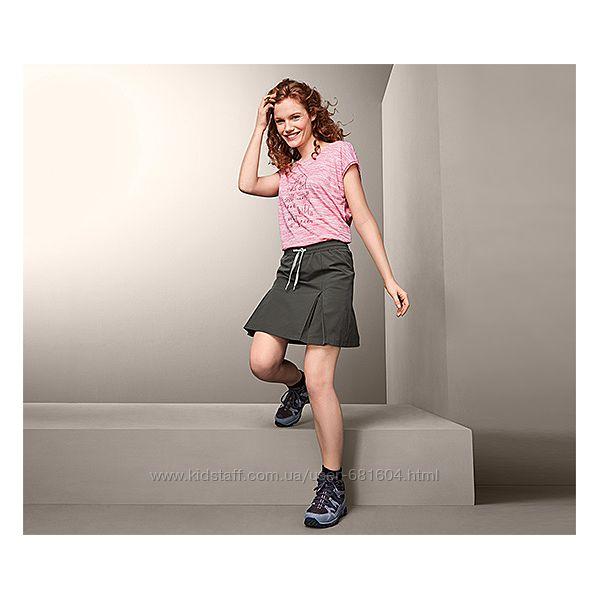 Функциональная юбка с шортами tcm tchibo р-р 44 евро
