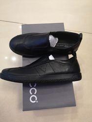 Кожаные туфли Ecco 35 Оригинал