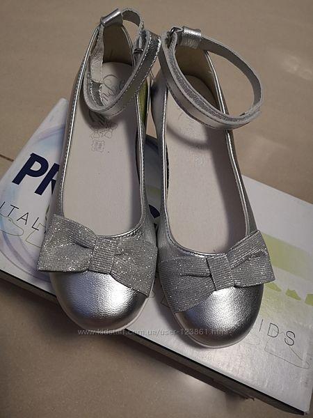 Кожаные туфельки-балетки Primigi 34 Оригинал