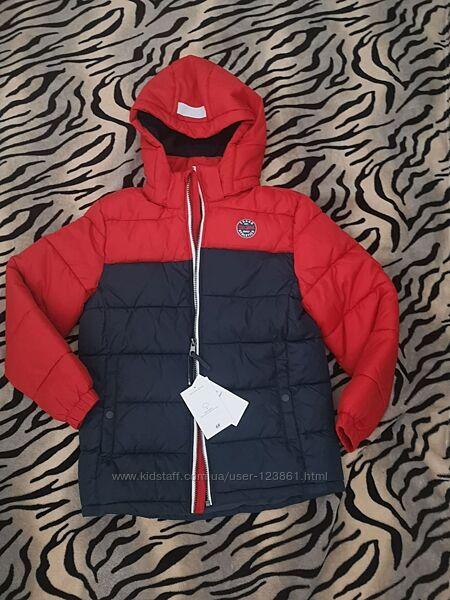 Деми куртка H&M  .140 Оригинал