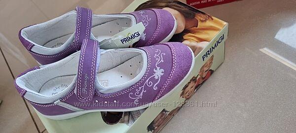 Кожаные туфельки Primigi 35