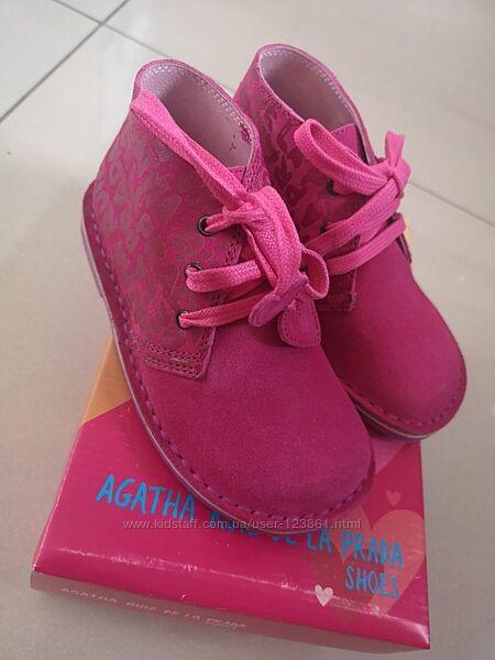 Деми ботинки Agatha Ruiz De La Prada 25 и 26