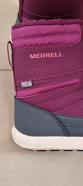 Зимние ботинки Merrel 32
