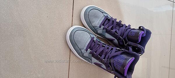 Кожаные кроссовки Nike 38.5 Оригинал
