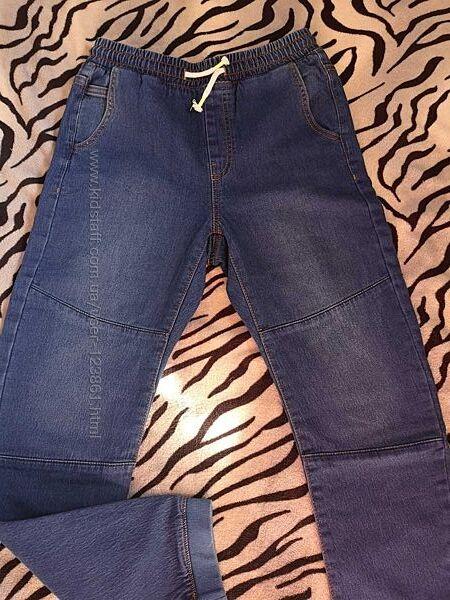 Джинсы джогеры Zara 152 размер