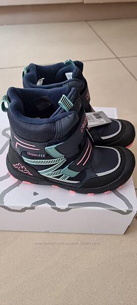 Зимние ботинки Kappa Tex 31. 32 Оригинал