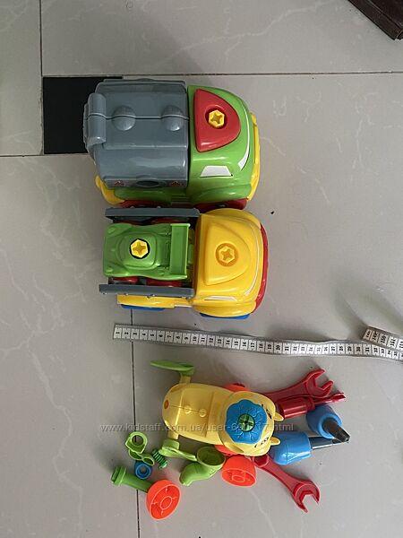 Машинки конструктор