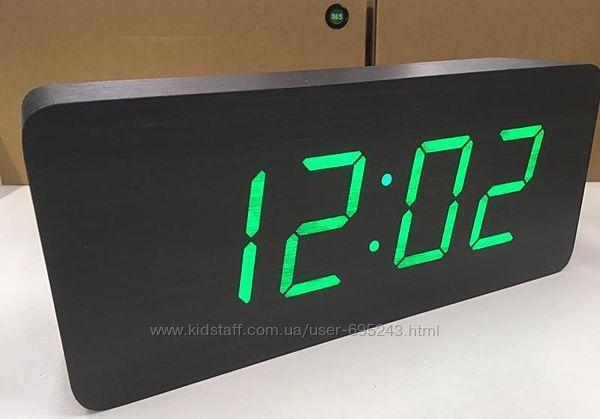 Настольные Электронные Часы C Подсветкой VST-865 VST 865