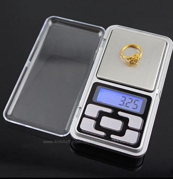 Ювелирные Карманные Весы VS-200M 0.01 - 200 Грамм