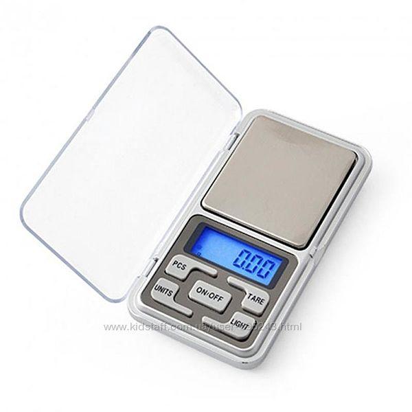 Ювелирные Карманные Весы VS-500M 0.1 - 500 Грамм