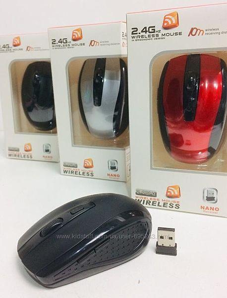Мышка Беспроводная MOUSE G109 Компьютерная Usb Мышка Беспроводная