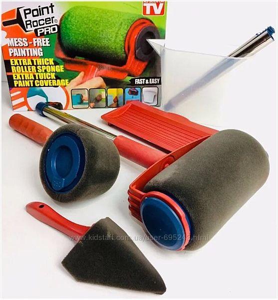 Набор Для Покраски Paint Roller Валик Для Покраски Стен Потолка
