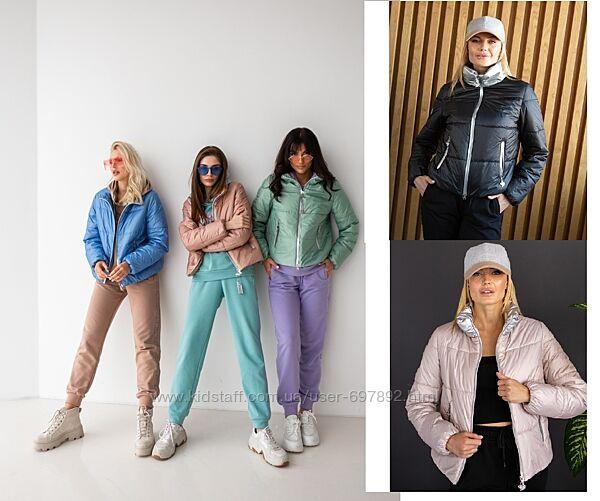 р.42-52 Стильная куртка демисезон женская код243 Dior