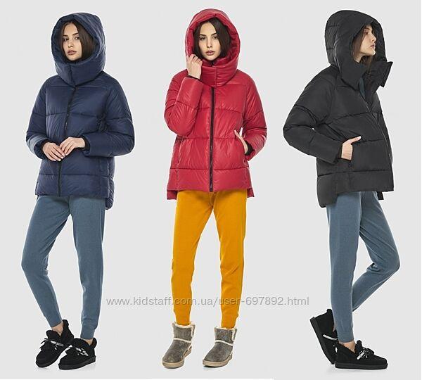р.40-48 Короткая женская осенняя куртка код7354