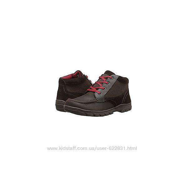 Демисезонные кожаные ботинки Florsheim размер 13