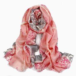 Красивые женские шарфы из натуральной шерсти - купить недорого в Киеве