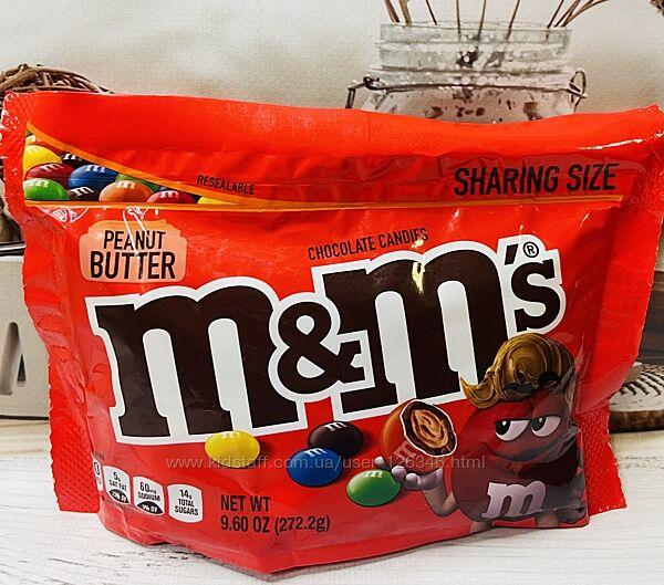 США Легендарные конфеты M&Ms много вкусов