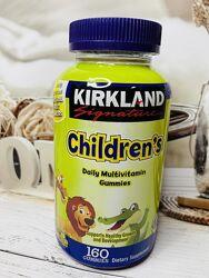 США Мультивитамины для детей KIRKLAND Children&acutes Complete Multivitamin