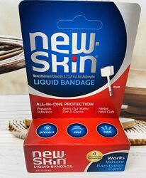 США Жидкий пластырь NEW SKIN liquid bandage