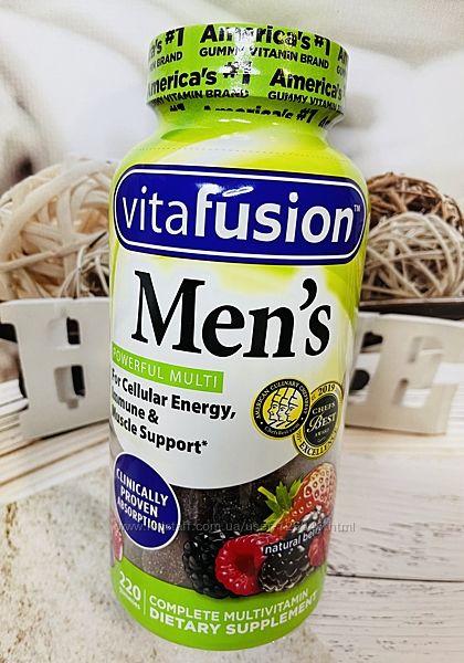США Мультивитамины для мужчин VITAFUSION Mens Multivitamin