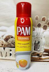 США Распыляющееся масло для не пригорания еды PAM Canola Oil и PURE SIMPLE