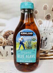 США Сироп агавы органический KIRKLAND Organic Blue Agave