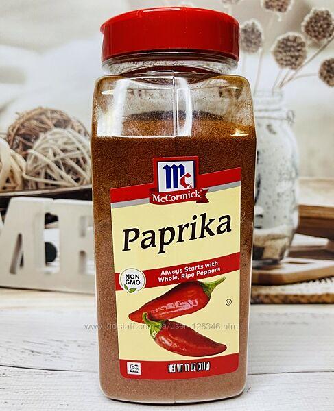 США Приправа паприка McCORMICK Paprika